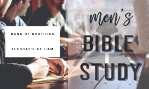 Men's Bible Study - B.O.B. @ Telluride | Colorado | United States