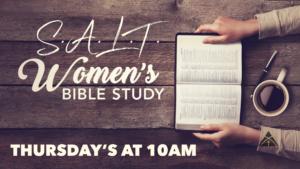 Women's Bible Study - S.A.L.T.